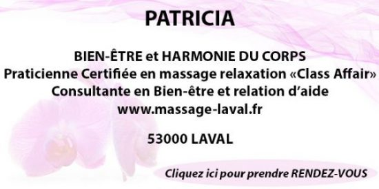 Massage tonifiant à laval
